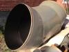 Отводы с наружней и внутреней изоляцией для прокладки трубопровода по дну реки Волга