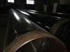 Вус изоляция трубы 820х10 экструдированным полиэтиленом на объекты ОАО Транснефть