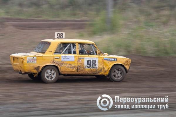 Этап чемпионата по автокроссу